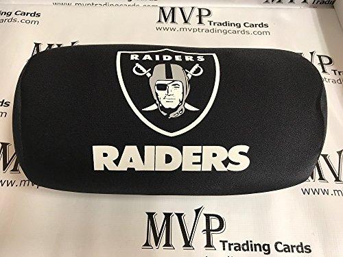 Oakland Raiders NFL Bolster Spandez 14x8 Pillow - Nfl Mvp Pillow