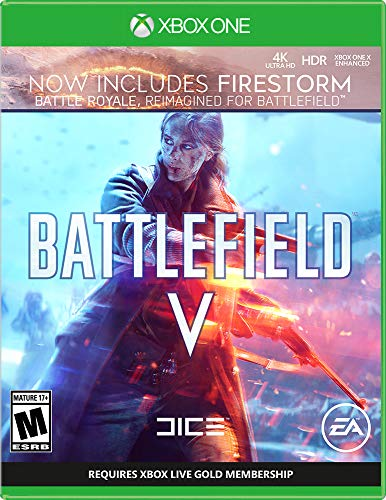 Battlefield V - Xbox One [Digital Code] (Battlefront 2 Release Date For Xbox One)