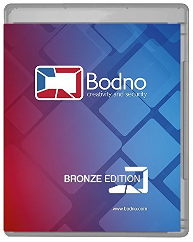 Magicard Rio Pro 360 Dual Sided ID Card Printer /& Complete Supplies Package with Bodno Bronze Edition ID Software