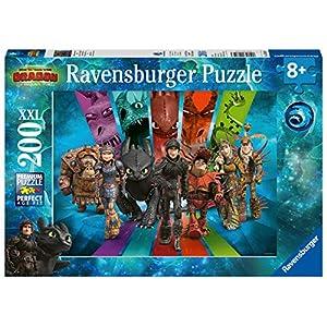 Ravensburger Dragons 3 Puzzle 150 Pezzi Xxl Multicolore 12629