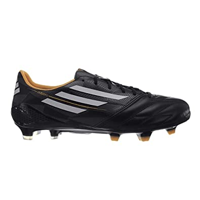 best cheap a00e0 26be8 Adidas F50 Adizero Fg Leather, Scarpe da Calcio Uomo Core Black-Core White-