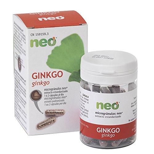 Neo Ginkgo – 45 Cápsulas