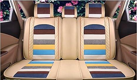 Amazon.com: ANKIV Juego completo de fundas de asiento de ...