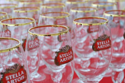 stella artois beer glasses 50 - 3