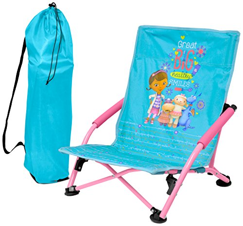 Disney Doc McStuffins Folding Lounge Chair