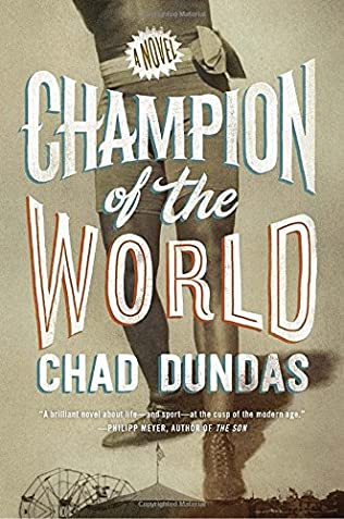 book cover of Champion of the World