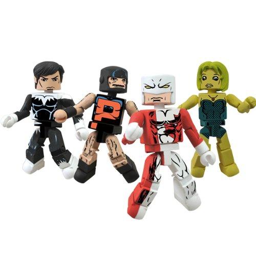 - Minimates Marvel Alpha Flight Series 1 Box Set