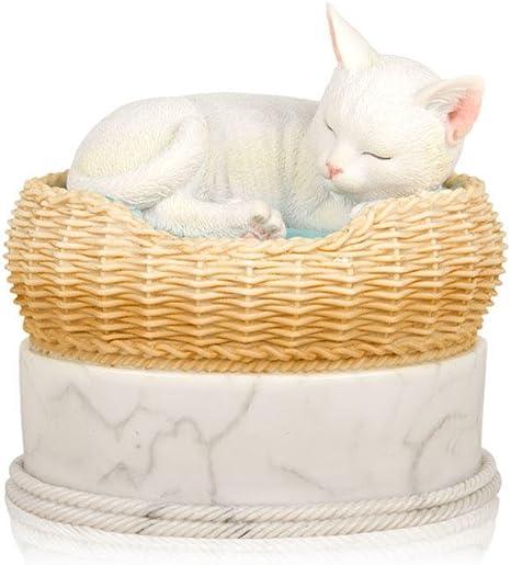 W-S Cat Cremation Urn