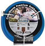 Dramm 5/8-Inch X 50-Feet Colorstorm Premium Rubber Hose-Blue