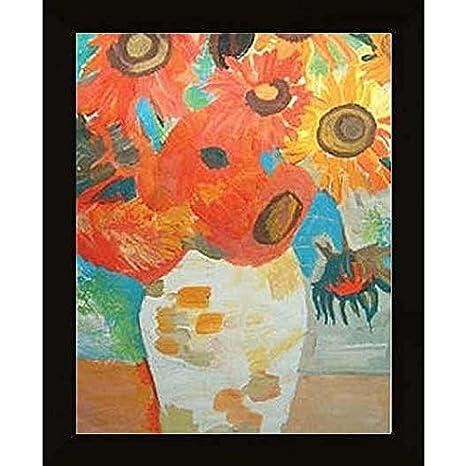 Matte Black Gallery Canvas Depth Wood Frame 20x24 By Nielsen Bainbridge 20x24