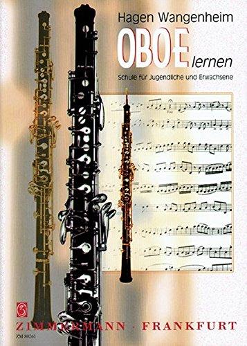 Oboe lernen: Schule für Jugendliche und Erwachsene. Oboe.