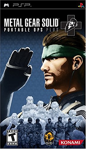 metal gear solid for psp - 5