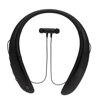 Festnight V9 Bluetooth Auriculares inalámbricos con Diadema de ...