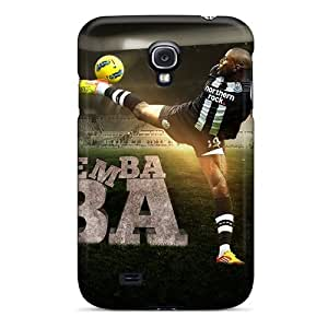 OTBOX Fashion Protective The Best Football Club England Newcastle United Case Cover For Galaxy S4