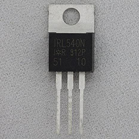 50PCS New IRL540 IRL540N Power MOSFET TO-220 IR