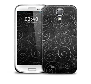 Black Halloween Samsung Galaxy S4 GS4 protective phone case