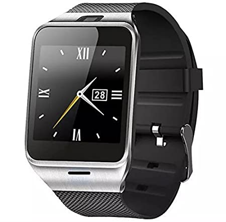 Smartwatch V8 Bluetooth 4.0, Pantalla táctil de 1,54 ...