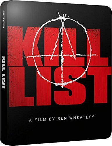The Kill List - Limited Edition Steelbook Blu-ray