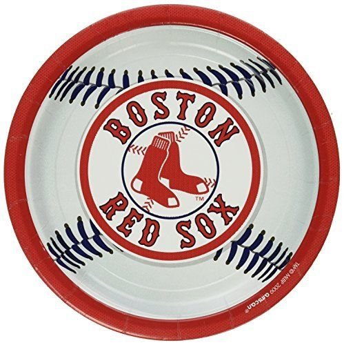 Boston Red Sox Baseball Tailgate Party Pack