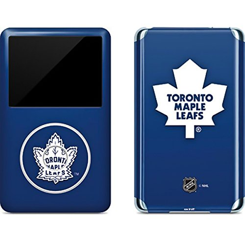 (Skinit Protective Skin Fits iPod Classic 6G (NHL TORONTO MAPLE LEAFS))