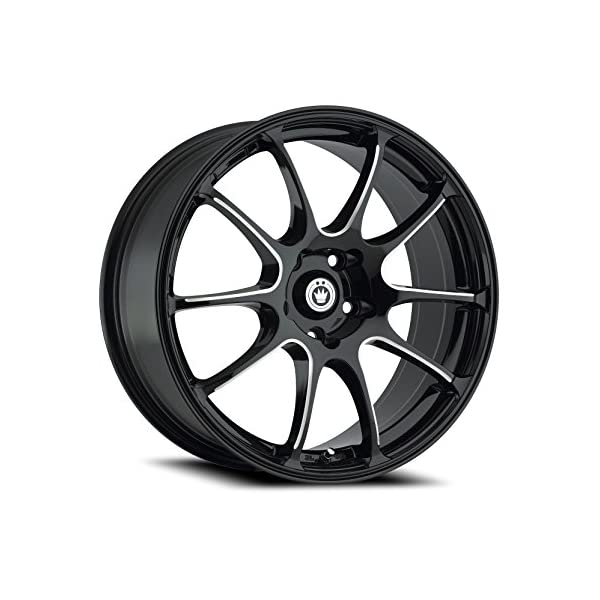 Konig-Illusion-Black-Ball-Cut-Machined-Wheel-18x85x1143mm