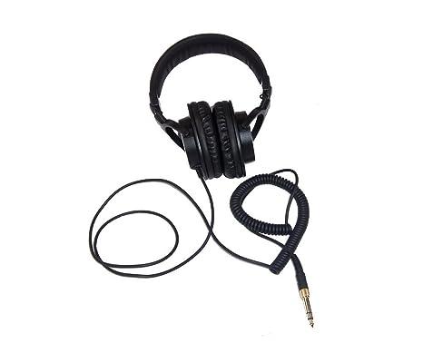 Amazon Com Harlan Hogan Voice Over Headphones Musical Instruments
