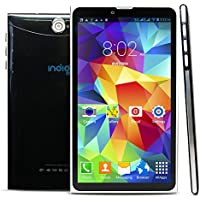 Indigi Unlocked 7.0 Tablet PC 3G SmartPhone Android 4.4 Google Play Store Black