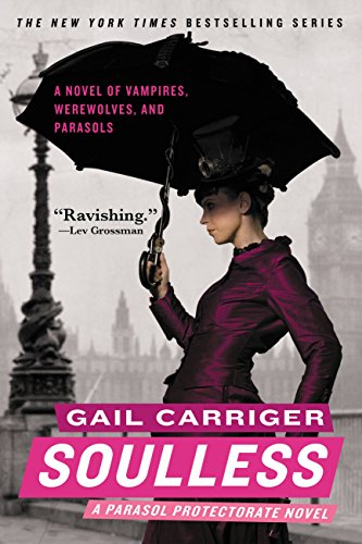Image result for soulless by gail carriger
