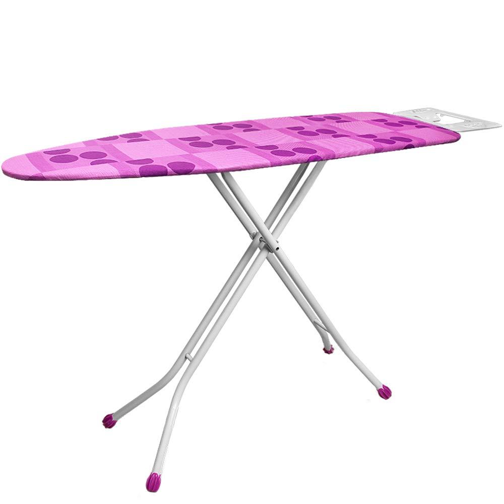Table à repasser easyflex Present - 135x35cm - hauteur réglable et repose-fer