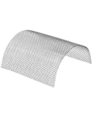 304 Stainless Steel Wire Mesh, Plain Weave Air Vent Mesh Suitable for Home Indoor and Outdoor Use, 26/30/40 Mesh,Thicken 30 mesh