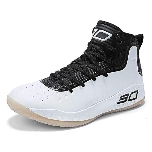IDNG Zapatillas Baloncesto Zapatillas De Baloncesto Hombre ...