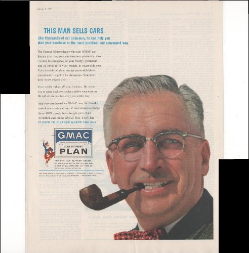 gmac-time-payment-plan-this-man-sells-cars-convenient-1960-antique-advertisement