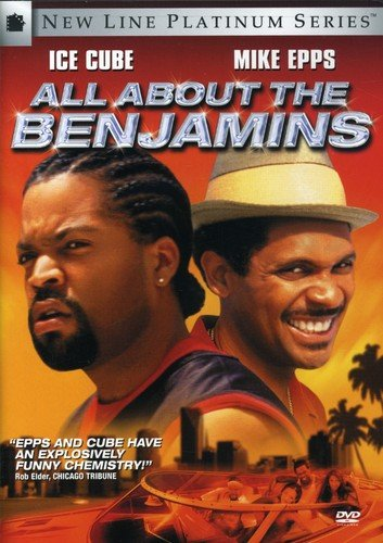 Ice Cube Collection - All About the Benjamins (New Line Platinum Series)