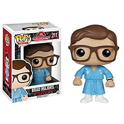 Funko Rocky Horror Picture Show - Brad Majors: Funko Pop! Movies:: Toys & Games