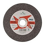 25PCS 36 Grit Resin Cutting Wheels Cut Off Wheels Disc Circular Saw Blade for Angle Grinder Abrasive Tools 105 * 16 * 1.2mm - Black
