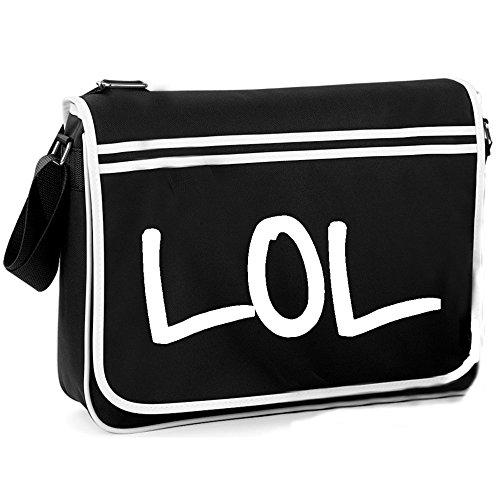 LOL - Retro Shoulder Bag