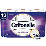 Cottonelle Ultra Comfort Care Toilet Paper, Big Roll, 12 Count
