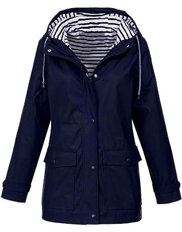 Ulanda Womens Hooded Jacket Plus Size 41a812407
