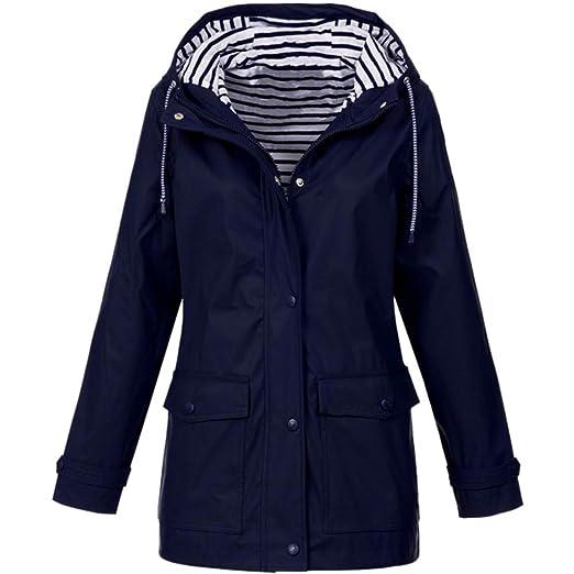 305d2dd1f5bc5 Amazon.com  Ulanda Womens Hooded Jacket Plus Size
