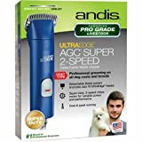 Andis UltraEdge AGC Super 2Speed Pet Clipper Blue