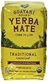 Cheap Guayaki Traditional Loose Leaf Yerba Mate, 8-Ounce Package (Pack of 4)