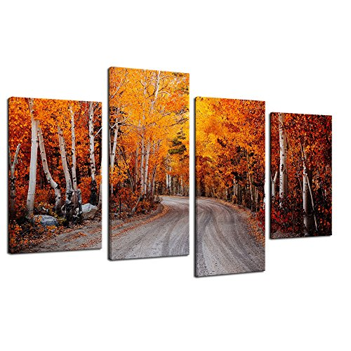 Pyradecor Stretched Landscapes Paintings Decorations product image