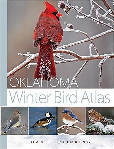 amazon com oklahoma winter bird atlas 9780806158976 dan l