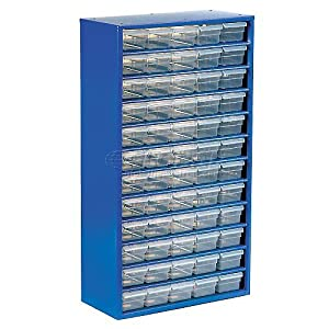 60 Drawer Metal Small Parts Storage Cabinet Modular Storage