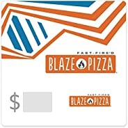 Blaze Pizza Gift Card - Email Delivery