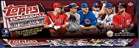 2017 Topps Complete Hobby Baseball Factory Set of 700 Cards (+5 Bonus Parallel Cards)