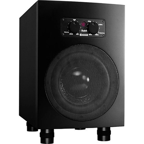Adam Audio 240W 8'' Active Subwoofer SUB8 by Adam Audio