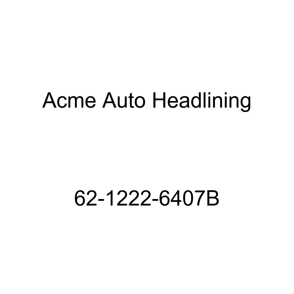 Acme Auto Headlining 62-1222-6407B Fawn Replacement Headliner 1962 Oldsmobile F85 2 Door Club Coupe 5 Bow