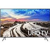 "Samsung UN65MU800DFXZA 4K Ultra HD Smart LED TV, Black, 65"" (Certified Refurbished)"