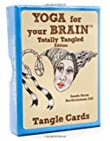 Yoga for Your Brain Totally Tangled Edition: Tangle Cards (Design Originals)